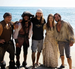 """""""A Pirate's Tale"""" Receives Festival Selections"""